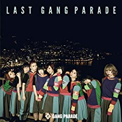 Message♪GANG PARADEのCDジャケット