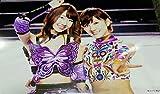 AKB48 シュートサイン ヨドバシカメラ 生写真 柏木由紀 岡田奈々