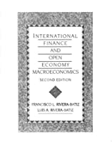 International Finance and Open Economy Macroeconomics (Monographs of the Physiological)