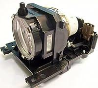 Hitachi cp-x306プロジェクタアセンブリで高品質オリジナル電球の内側
