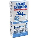 Blue Lizard Australian Sunscreen SPF#30 +敏感オーストラリアの日焼け止め5オンス(145Ml)(3パック)
