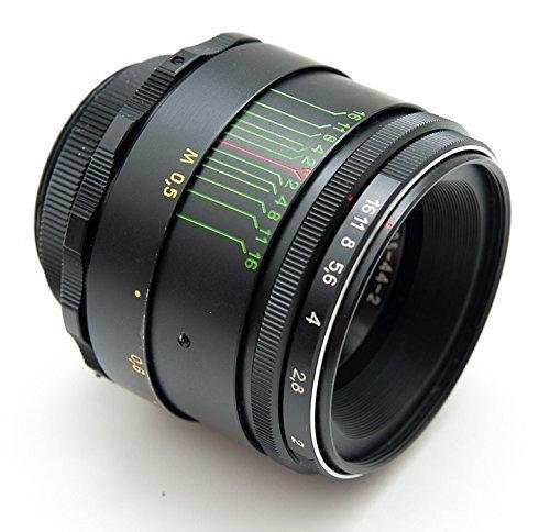 Canon (キヤノン) HELIOS-44-2 2/58 ロシアレンズ B01BBXG7UQ 1枚目