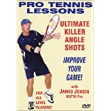Pro Tennis Lessons: Ultimate Killer Angle Shots [DVD] [Import]