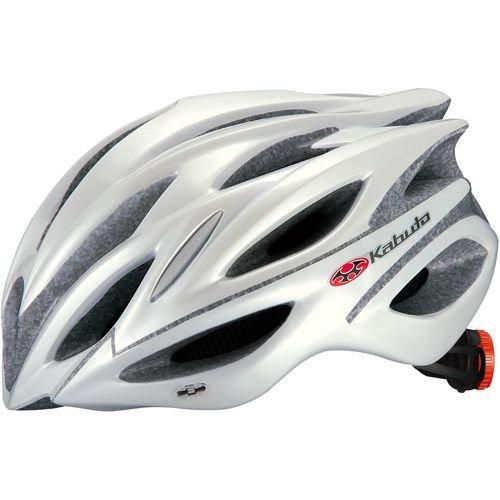OGK KABUTO(オージーケーカブト) ヘルメット REGAS-2 パールホワイト M/L (頭囲 57cm~60cm未満)