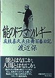 能のドラマツルギー―友枝喜久夫仕舞百番日記 画像