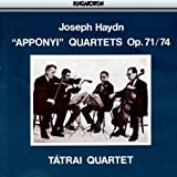 Apponyi' Quartets Op. 71 74 画像