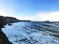 Lais Puzzle アイルランドゴールウェイの崖の海 2000 部