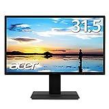 Acer モニター ディスプレイ EB321HQUBbmidphx 31.5インチ WQHD(2560 x 1440)/IPS/スピーカー内蔵/HDMI端子対応