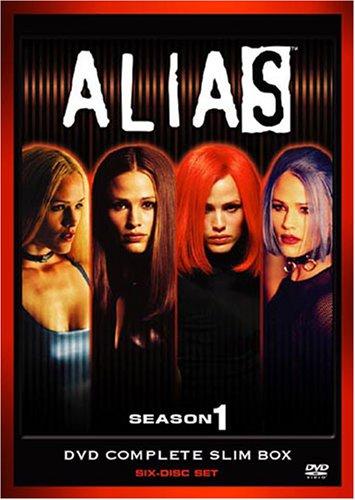 エイリアス シーズン1 DVD COMPLETE SLIM BOXの詳細を見る