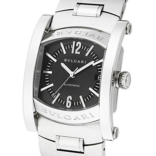 [ブルガリ]BVLGARI 腕時計 AA44C14SSD アショーマ グレー メンズ [並行輸入品]