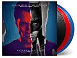 Batman V Superman: Dawn Of Justice (180g) (Limited Numbered Edition) (Red, Blue & Black Vinyl) [Analog]