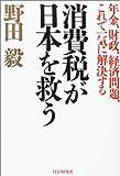 消費税が日本を救う―年金、財政、経済問題、これで一気に解決する