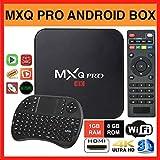 NTrade MXQ PRO 4K TV Box Android 7.1 Quad Core KODI 18.0 Smart Media Player 1GB+8GB Ntrade