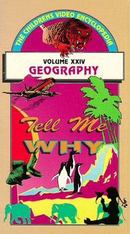 Tell Me Why:Geography [VHS] [Import] Tell Me Why Vision Quest Video
