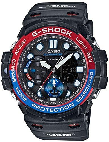 [カシオ]CASIO 腕時計 G-SHOCK ジーショック GULFMASTER GN-1000-1AJF メンズ