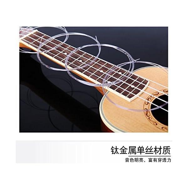 DAddario ダダリオ ウクレレ弦 EJ8...の紹介画像5