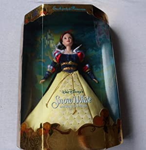 Disney ディズニー Year 2000 Collector Dolls Enchanted Princess プリンセス Series 12 Inch Doll ドール From