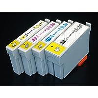 エプソン用 IC61・65専用 プリンター目詰まり洗浄カートリッジ 4色用セット