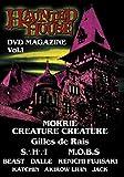 HAUNTED HOUSE DVD MAGAZINE Vol.1