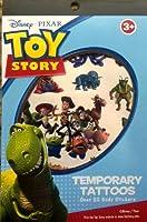 Disney Toy Story Temporary Tattoo Book ディズニートイ?ストーリー一時的な入れ墨ブック♪ハロウィン♪クリスマス♪