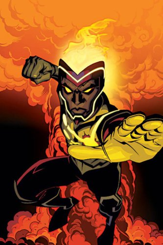 Firestorm: The Nuclear Man -- Reborn