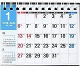 高橋 2019年 カレンダー 卓上 A7 E172 ([カレンダー])