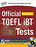 Official TOEFL iBT® Tests Volume 2 (Official Toefl Ibt Tests)
