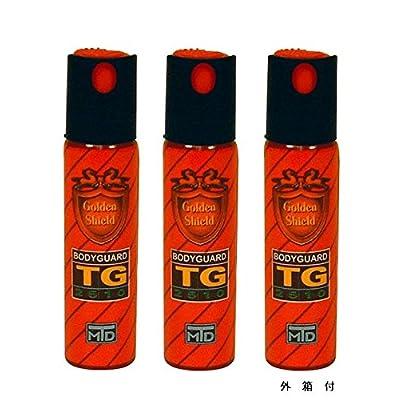 売れ筋 超オススメ!TG-2510 催涙スプレー 【3本セット割】【護身用】【防犯スプレー】