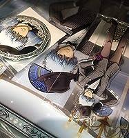 AnimeJapan 2019 ジャパン テレビ東京 限定 クリアファイル 缶バッジ アクリルキーホルダー アクキー 坂田銀時 銀魂 三個セット