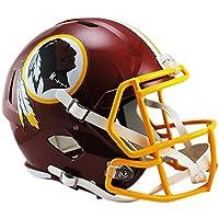 Riddell Speed Replica フットボール ヘルメット - ワシントン?レッドスキンズ (Washington Redskins)