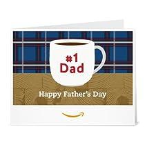 Amazonギフト券- 印刷タイプ(PDF) - 父の日(マグカップ)