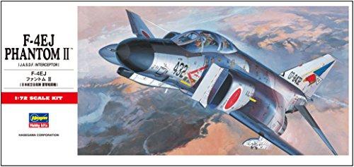 ハセガワ 1/72 航空自衛隊 F-4EJ ファントム II プラモデル C1