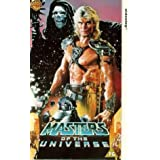 Masters of the Universe [VHS] [Import]