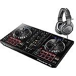 PIONEER DJスタートセット DDJ-RB + ATH-M20 (DJコントローラー+ヘッドホン)