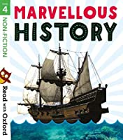 Read with Oxford: Stage 4: Non-fiction: Marvellous History