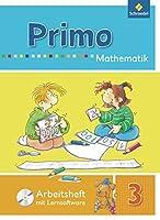 Primo.Mathematik 3. Arbeitsheft mit CD-ROM: Ausgabe 2009