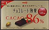 明治 チョコレート効果カカオ86%BOX 70g