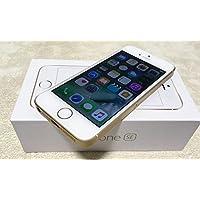 Apple docomo iphone SE 64GB MLXP2J/A 【ゴールド】