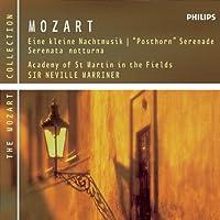 Serenades: Nachtmusik / Posthorn / Serenata Nottur