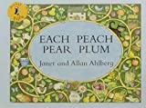 Pocket Puffin Each Peach Pear Plum