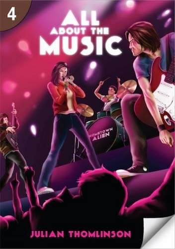 All About the Music (Page Turners, Level 4)の詳細を見る