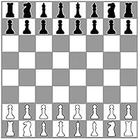 チェスボード& Pieces Illustrationsポスタープリント24 x 36プリント24 x 36
