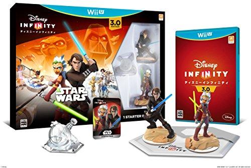 WiiU ディズニーインフィニティ 3.0 スター・ウォーズ/共和国の終焉 スターター・パック