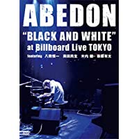 "BLACK AND WHITE""at Billboard Live TOKYO featuring 八熊慎一 奥田民生 木内健 斎藤有太"