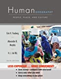 Cover of Human Geography People Place and Culture 10E Binder Ready Version