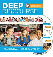 Deep Discourse: Facilitating Student-Led Discussions (DVD CD and Facilitator's Guide)【DVD】 [並行輸入品]