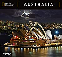 Cal 2020-National Geographic Australia Wall