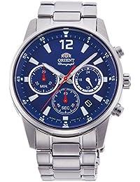 [オリエント]ORIENT スポーティー クロノグラフ クオーツ 腕時計 RN-KV0002L メンズ