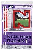 ダイヤ(DAIYA) ダイヤ ニアピンドラコンの旗 ニアピンフラッグ2本組  GF-439