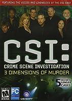 CSI 3 Dimensions Of Murder [並行輸入品]